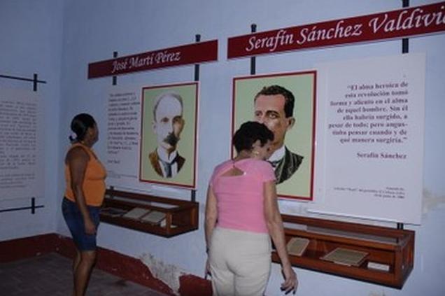 El Museo Casa Natal Mayor General Serafín Sánchez Valdivia en el año de su aniversario 30, será uno de los protagonistas de la celebración.