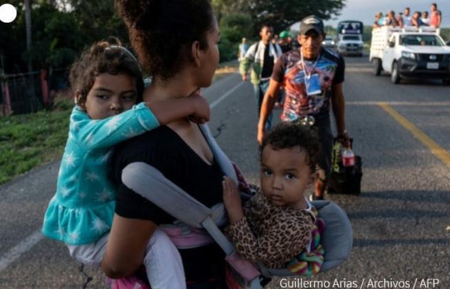 estados unidos, niños migrantes, donald trump, migracion