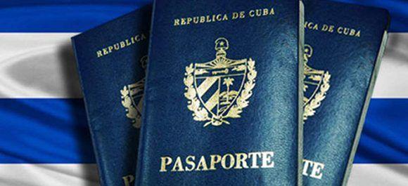 Pasaporte, Cubanos, Exterior, MINREX