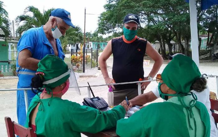 Las medidas higiénico-sanitarias precisan cumplirse con rigurosidad en cada lugar. (Foto: José Luis Camellón)
