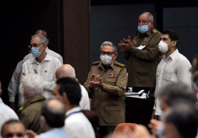 cuba, asamblea nacional del poder popular, miguel diaz-canel, economia cubana, parlamento cubano