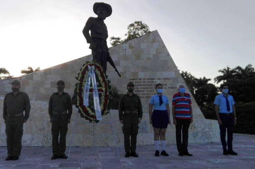 yaguajay, camilo cienfuegos, historia de cuba, revolucion cubana, frente norte de las villas