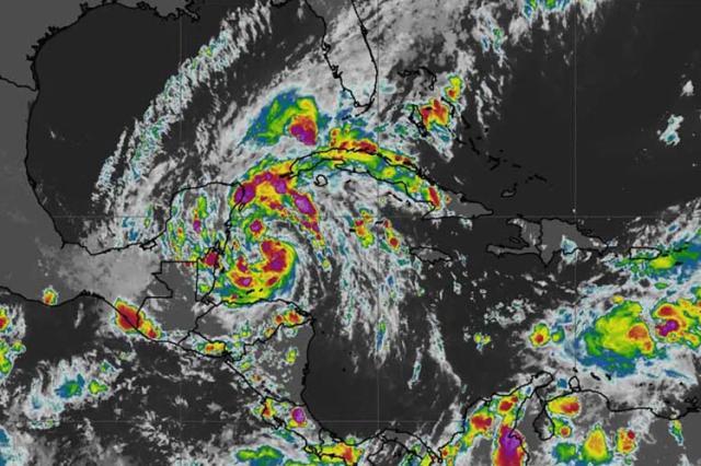 Instituto de Meteorología de Cuba emite alerta temprana sobre posible desarrollo ciclónico