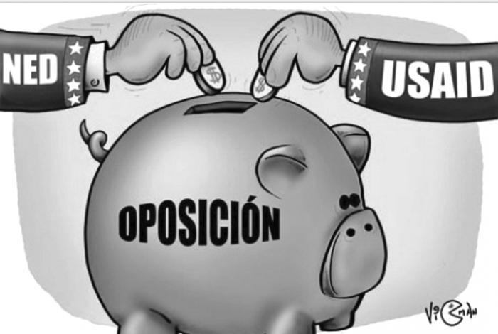 cuba, subversion contra cuba, usaid, ned, estados unidos, mafia anticubana