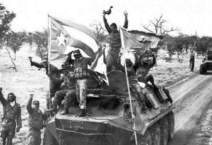cuba, angola, internacionalismo, operacion angola, africa, solidaridad