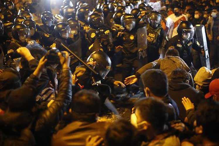 peru, manifestaciones, protestas