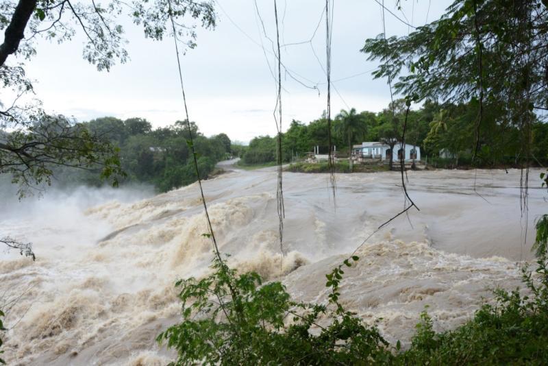 sancti spiritus, lluvias en sancti spiritus, desastres naturales, defensa civil, consejo de defensa, ciclones, fomento, agabama, rio agabama
