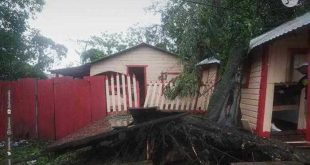 nicaragua, huracanes, desastres naturales, eta, honduras