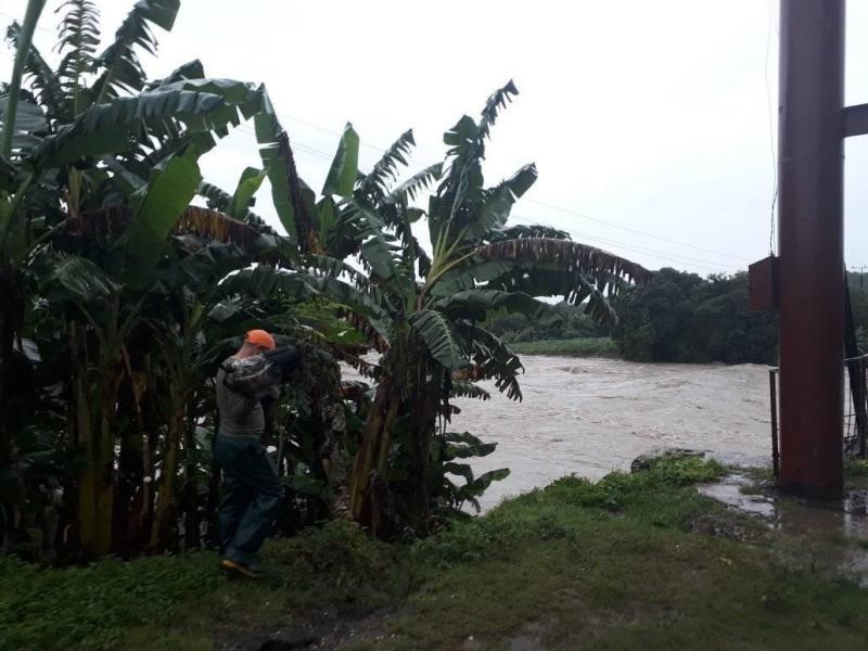 sancti spiritus, lluvias en sancti spiritus, desastres naturales, defensa civil, consejo de defensa, ciclones