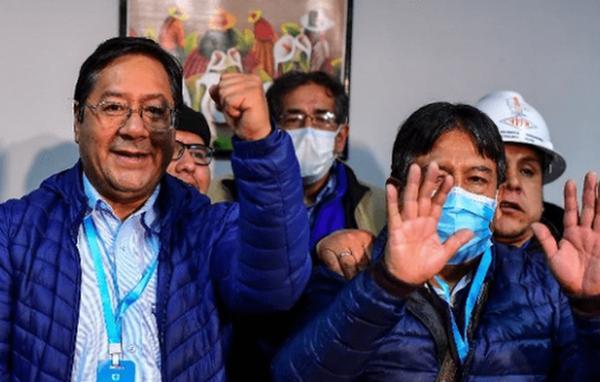bolivia, bolivia elecciones, luis arce