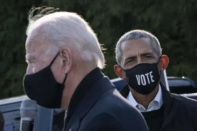 Obama tenía hasta este momento el récord de votos en Estados Unidos. (Foto: PL)