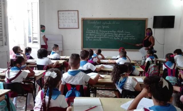 sancti spiritus, curso escolar, curso escolar 2020-2021, educacion