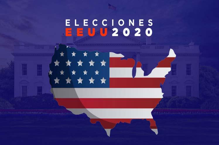 Las elecciones estadounidenses atraen la atención del mundo este martes. (Imagen: PL)