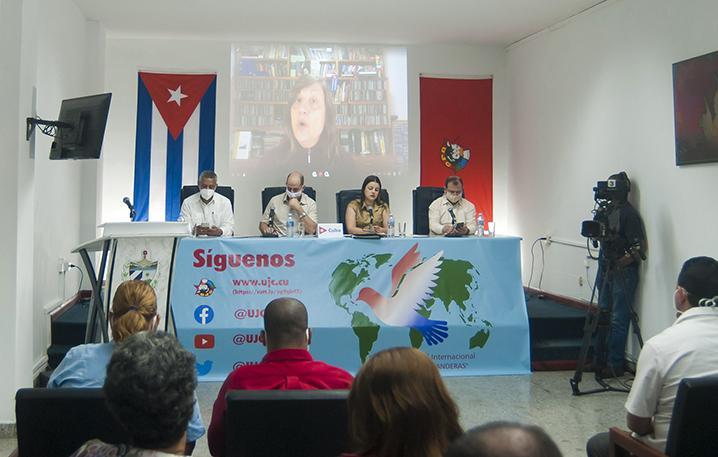 cuba, solidaridad, fidel castro,#fidelporsiempre, ujc, redes sociales