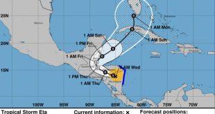 cuba, centro de pronosticos, instituto de meteorologia, eta, ciclones, desastres naturales, huracaces