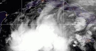 cuba, ismet, tormenta tropical, desastres naturales, ciclones, huracanes, defensa civil, tunas de zaza, fidel castro