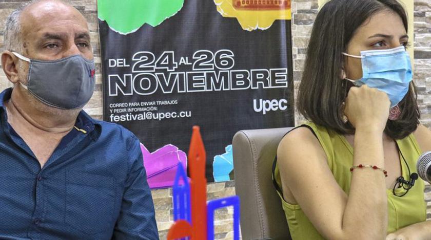 cuba, periodistas, upec, festival de la prensa, periodico escambray, prensa cubana