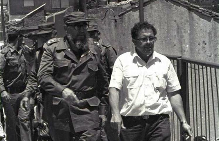 sancti spiritus, fidel castro, joaquin bernal, #fidelporsiempre, revolucion cubana, lider de la revolucion cubana