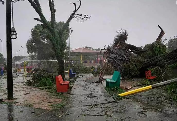 nicaragua, desastres naturales, huracanes, ciclones