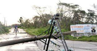 sancti spiritus, tormenta tropical eta, desastres naturales, defensa civil, consejo de defensa