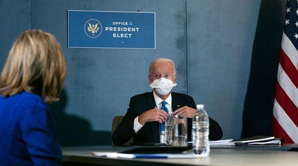 El presidente electo Joe Biden comienza a anunciar los principales cargos de su equipo de trabajo. (Foto: The New York Times)