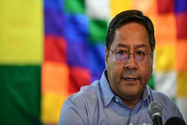 Atentan contra la vida del presidente electo de Bolivia Luis Arce