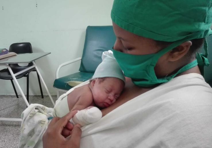 sancti spiritus, tasa de mortalidad infantil, pami, progama materno infantil