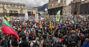 colombia, manifestaciones, ivan duque, protestas