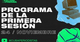 cuba, periodistas, upec, festival de la prensa, periodico escambray