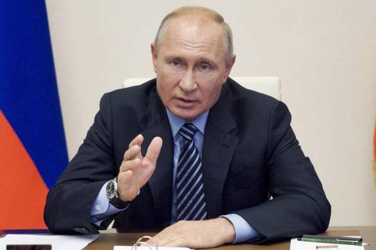 rusia, vladimir putin, vacuna contra la covid-19, sputkik V