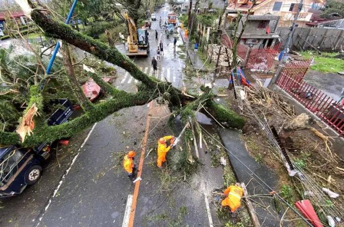 cuba, filipinas, tifon, desastres naturales, bruno rodriguez