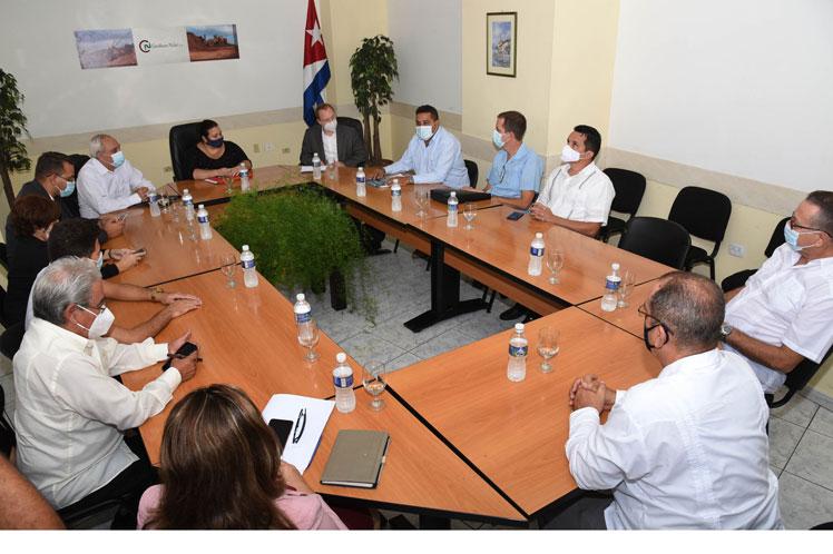 El contrato tiene entre sus objetivos los estudios de preinversión sobre el aprovechamiento económico de los minerales. (Foto: PL)
