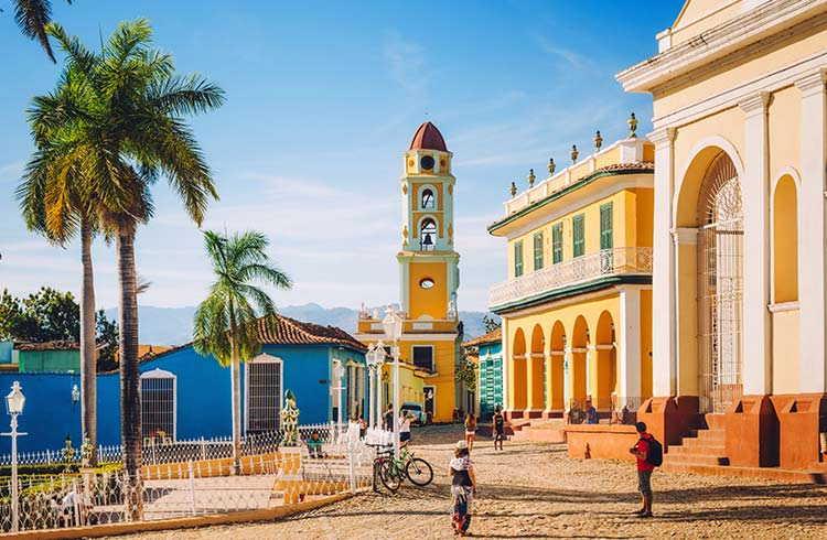 trinidad, polo turistico trinidad sancti spiritus, covid-19, turismo, turismo cubano