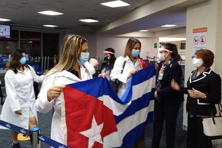 cuba, medicos cubanos, pandemia mundial, covid-19, panama