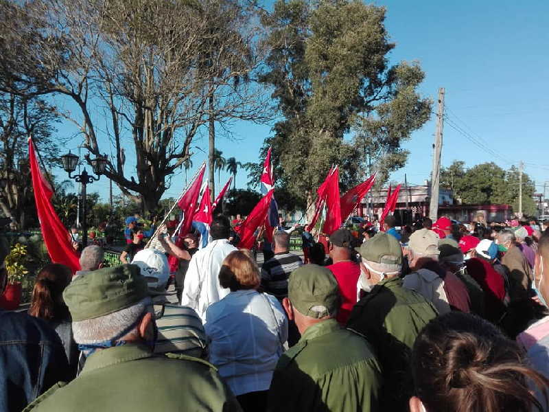 jatibonico, liberacion de jatibonico, aniversario 62 del triunfo de la revolucion