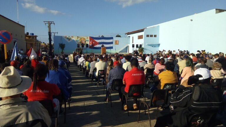 trinidad, aniversario de la libercion de trinidad, revolucion cubana