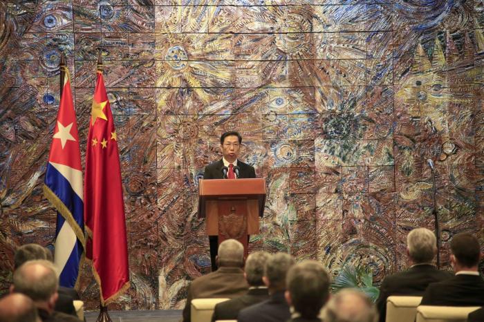 cuba, china, relaciones diplomaticas, raul castro, miguel diaz-canel