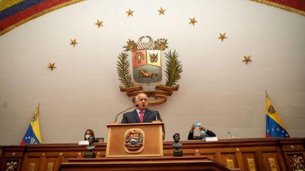 Diosdado Cabello destacó los esfuerzos que hizo el órgano por el sostenimiento de la paz en Venezuela. (Foto: PSUV)