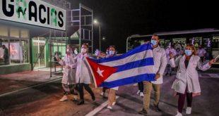 cuba, kenya, medicos cubanos, contingente henry reeve, covid-19