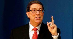 cuba, terrorismo, lucha vs terrorismo, bruno rodriguez, onu, canciller cubano