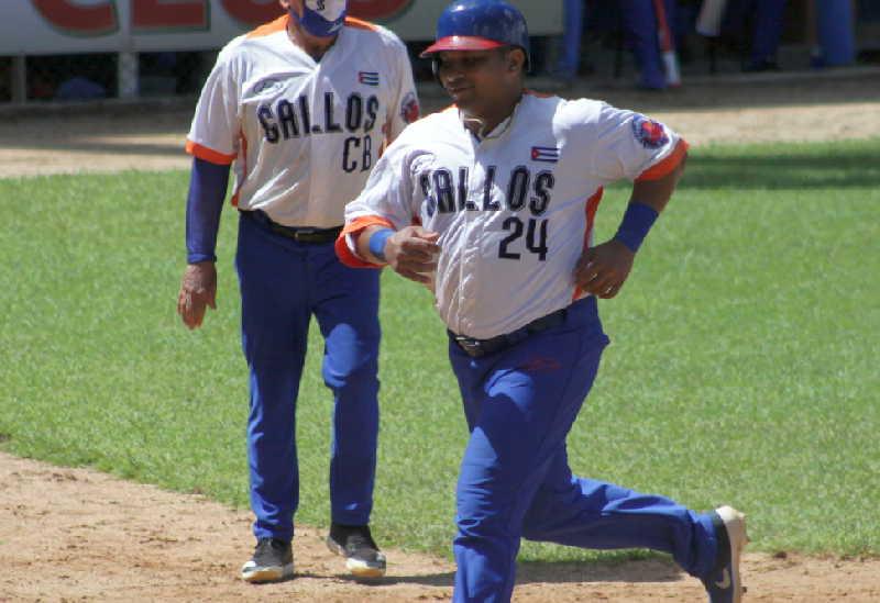 sancti spiritus, los gallos, 60 snb, gallos 60 snb, serie nacional de beisbol