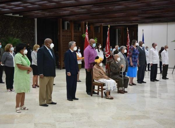 cuba, central de trabajadores de cuba, ctc, heroes de la republica de cuba, miguel diaz-canel