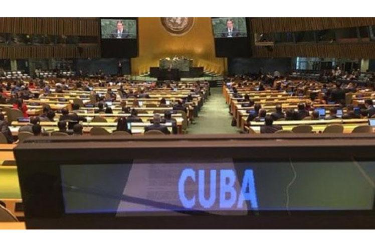 Las designaciones de Cuba en organismos internacionales son interpretadas como un reconocimiento a los esfuerzos de la isla por contribuir con el mundo en diversas áreas. (Foto: PL)