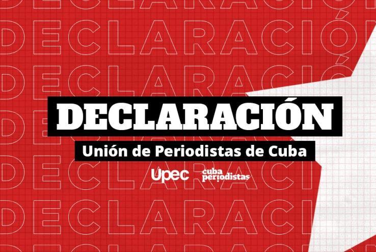 cuba, mincult, ministerio de cultura, subversion contra cuba, estados unidos, mafia anticubana, san isidro, upec, periodistas cubanos, union de periodistas de cuba