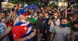 cuba, injerencia, subversion contra cuba, mafia anticubana, san isidro, miguel diaz-canel, presidente de la republica de cuba
