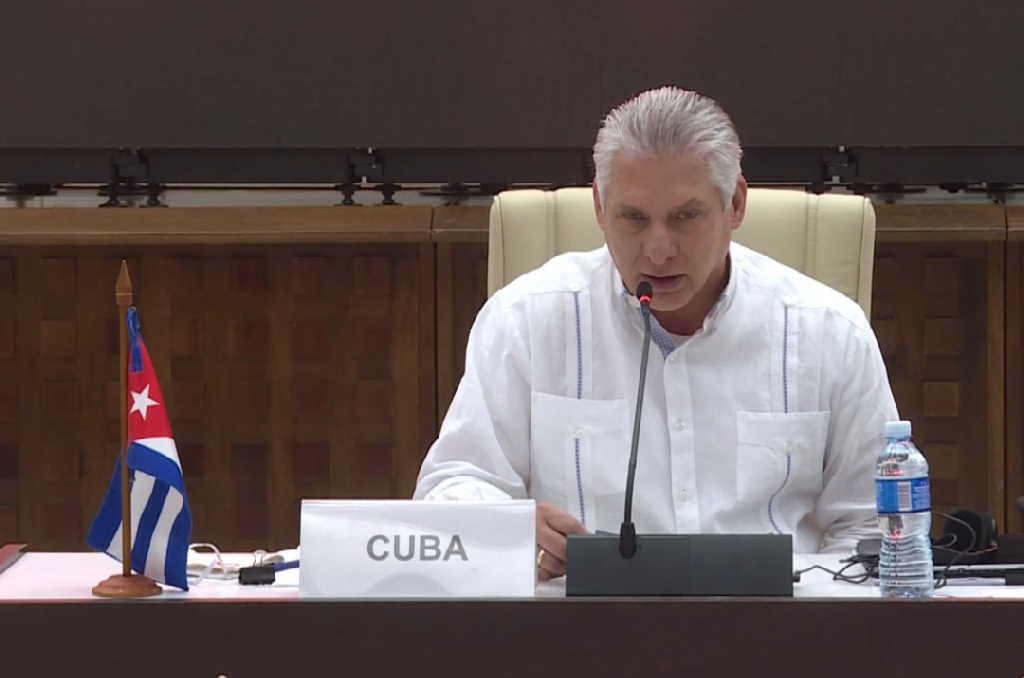 cuba, alba-tcp, venezuela, miguel diaz-canel, presidente de la republica de cuba