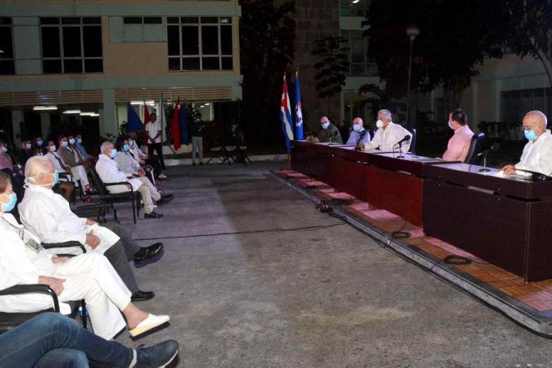 cuba, ipk, covid-19, miguel diaz-canel, presidente de la republica de cuba