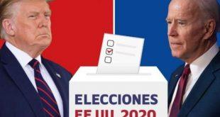 estados unidos, joe biden, donald trump, elecciones en estados unidos