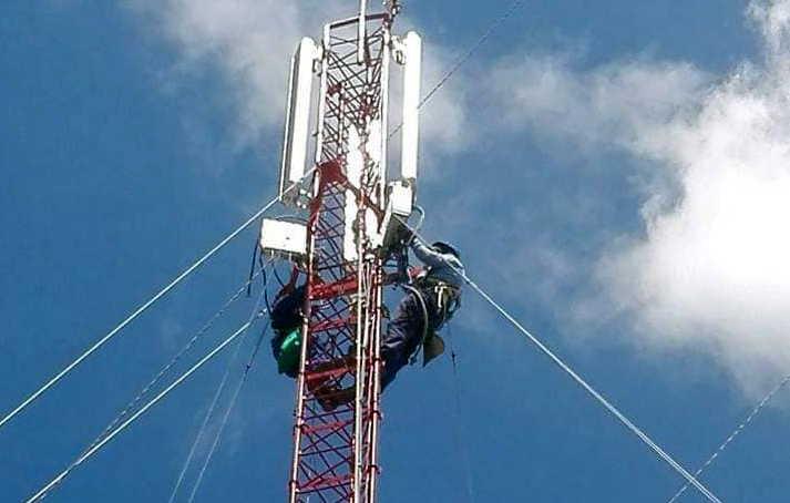 Durante el 2020 Etecsa desarrolló importantes inversiones en la telefonía fija de la ciudad espirituana. (Foto: Miladys González)