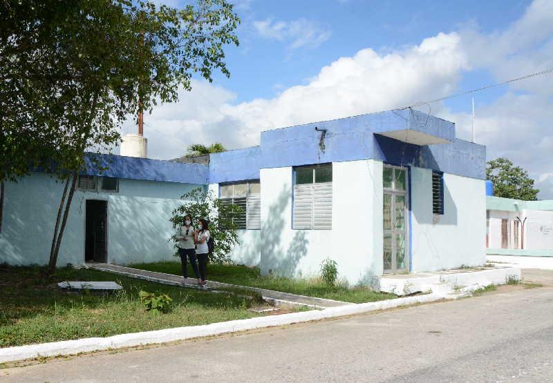 La instalación es objeto de una remodelación para cumplir con los requisitos establecidos.